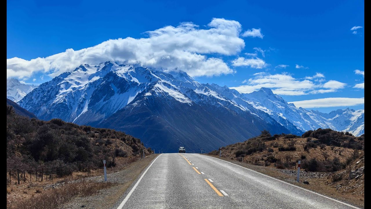 Landscape Photography South Island New Zealand