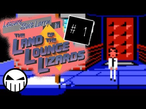 Welcome to Lost Wages   Leisure Suit Larry (Part 1)