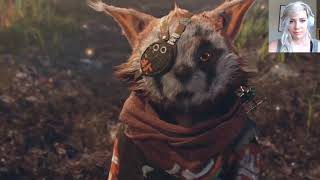 Biomutant: the first hour of gameplay!