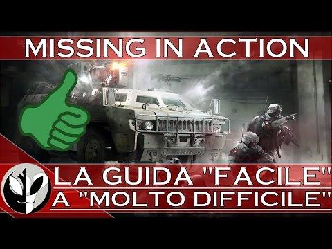 The Division: MISSING in ACTION - GUIDA alla MOLTO DIFFICILE (Incursione - METODO PIU