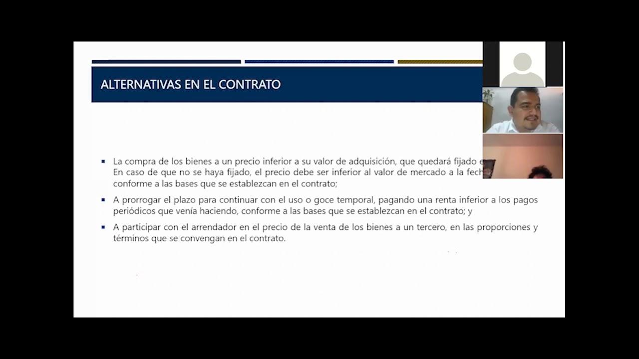ESTRATEGIAS FISCALES MOD II ARRENDAMIENTO FINANCIERO