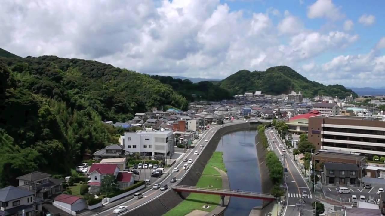 長与町の風景 - YouTube