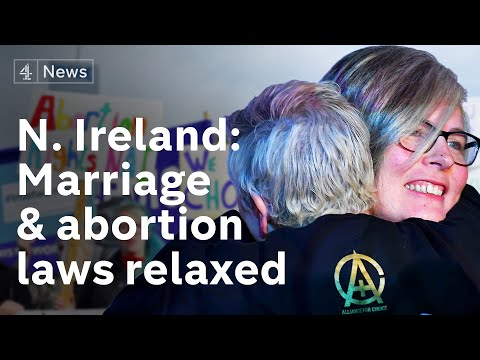Abortion And Same-sex Marriage To Be Legalised In Northern Ireland