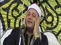 الشيخ محمود صـــــــابـر وتقليد بالكربووون للعملاق الشيخ محمد رفعت