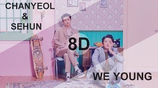 Baixar EXO CHANYEOL & SEHUN (찬열 & 세훈) - WE YOUNG [8D USE HEADPHONE] 🎧