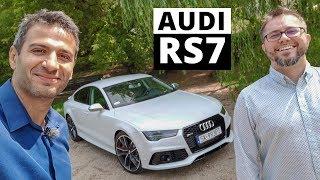 """Audi RS7 - pół miliona za """"dziesięciolatka"""""""