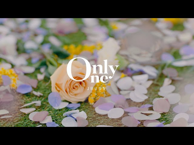 JBJ95 Digital Single 'ONLY ONE' M/V