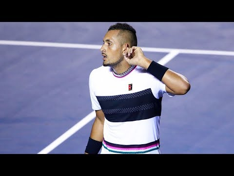 Bad Blood Boiling Between Nadal and Kyrgios