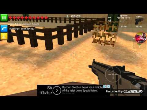 Pixel strike 3d rip off pixel gun 3d!!!!!