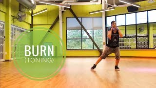 "Dance Toning w/ Diny - ""Burn"" (MM 65) - JPop/ZT: Lower Extremities"