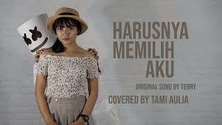 Download Mp3 Harusnya Kau Pilih Aku Cover By Tami Aulia Live Acoustic #terry