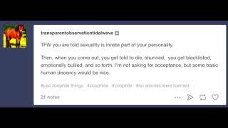 Tumblristas   Episode 45 ZOOSEXUALITY ZOOPHILIA