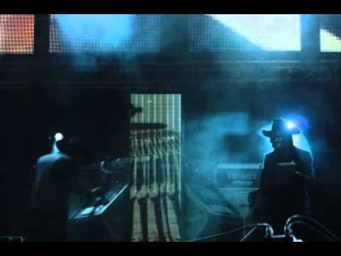 The Clap Unpluged (Bajosexto and Tenori-on en Sonidero TV)