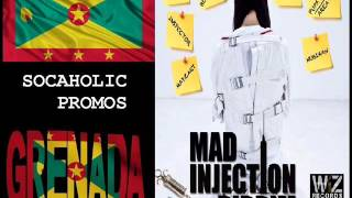 [SPICEMAS 2015] Areakode - Doh Beat Up - Mad Injection Riddim - Grenada Soca 2015