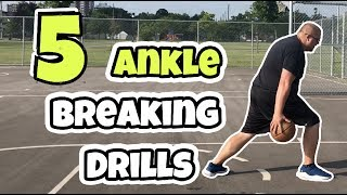 5 ANKLE BREAKING BASKETBALL DRILLS To Break More Ankles in Basketball
