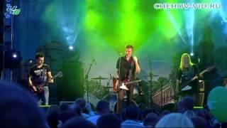 Приключения Электроников  - полный концерт г. Чехов 2013