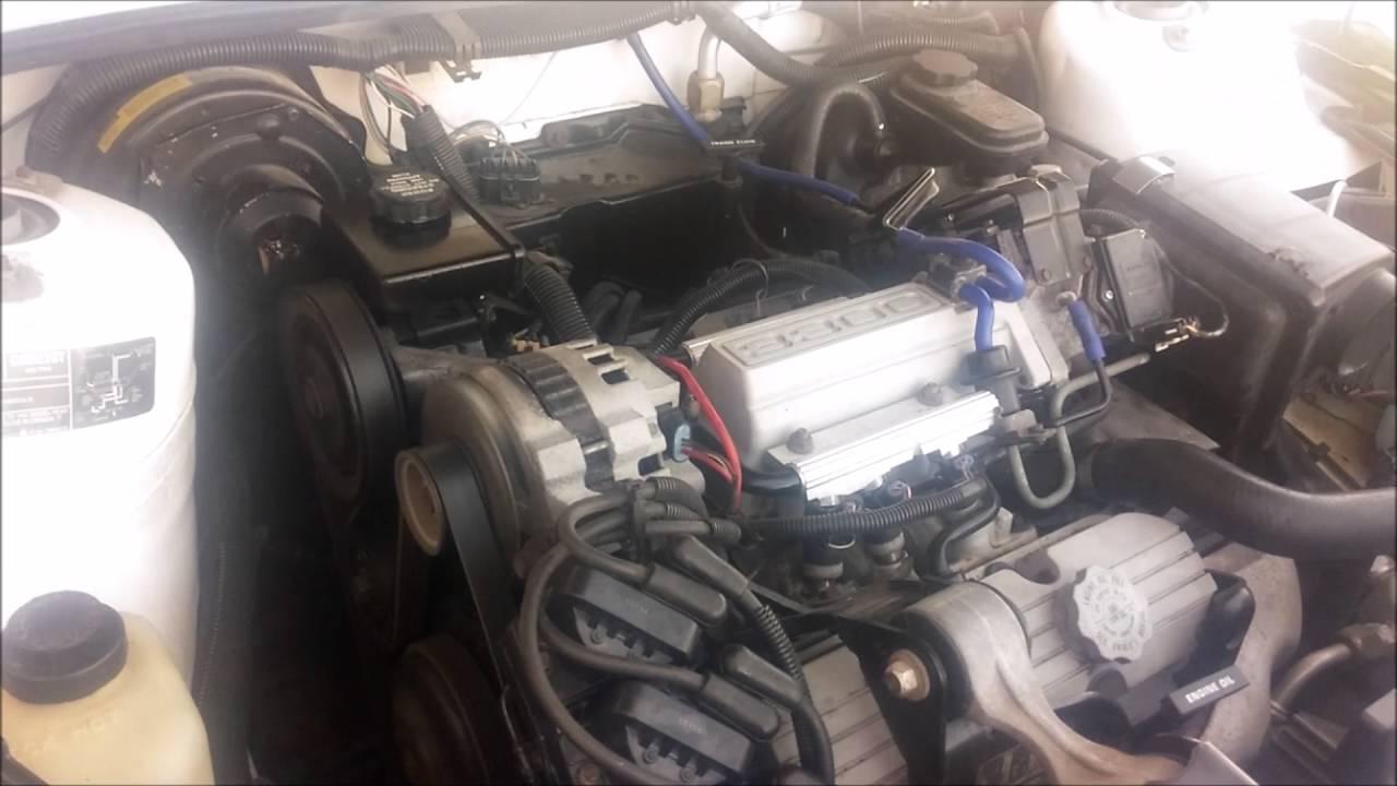 1991 Oldsmobile Cutlass Ciera Replacing Fuel Injectors