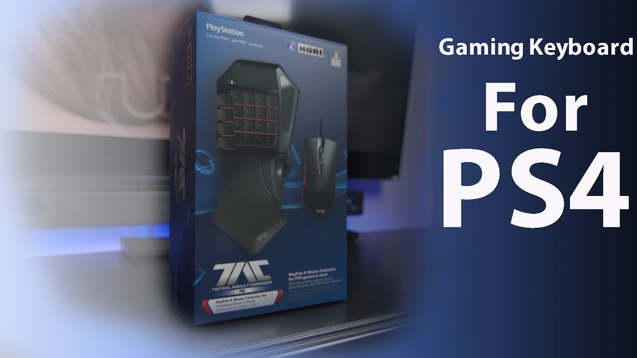 Tac Pro From Hori Ps4 Ps3 Pc By Premierreviewer Tactical Assault Commander Grip Controller Type G1 For 3