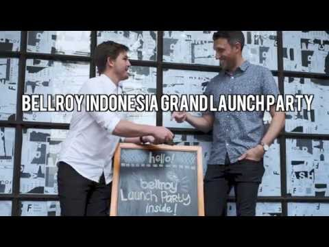 Bellroy Indonesia Grand Launch Party