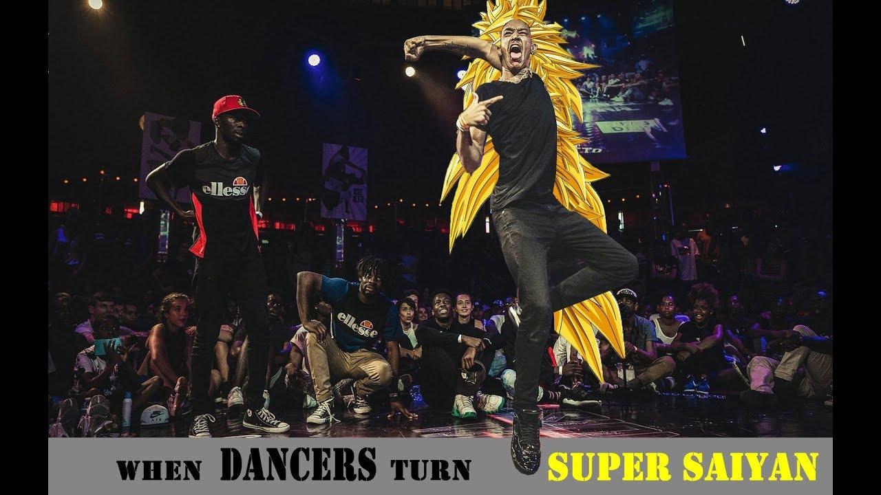 When dancers turn super saiyan dance battle compilation youtube when dancers turn super saiyan dance battle compilation malvernweather Gallery