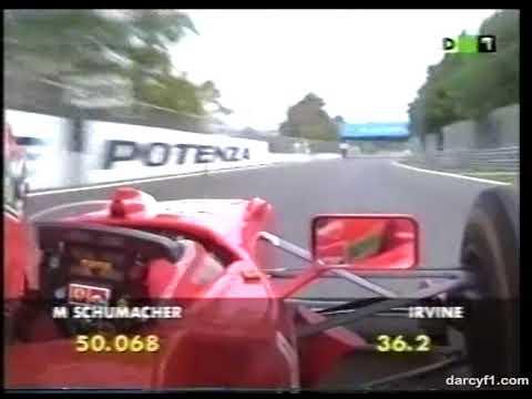 F1 Montreal 1997 - Eddie Irvine Onboard