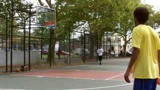 vuclip 39 Year old 5'10.5'' Dunk Training - Basketball Vertical Leap Drills
