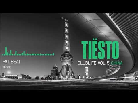 Tiesto Club Life ChIna  Drops Only