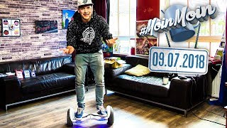 Die Hoverboard-Spezial-Show | MoinMoin auf dem Hoverboard mit Simon