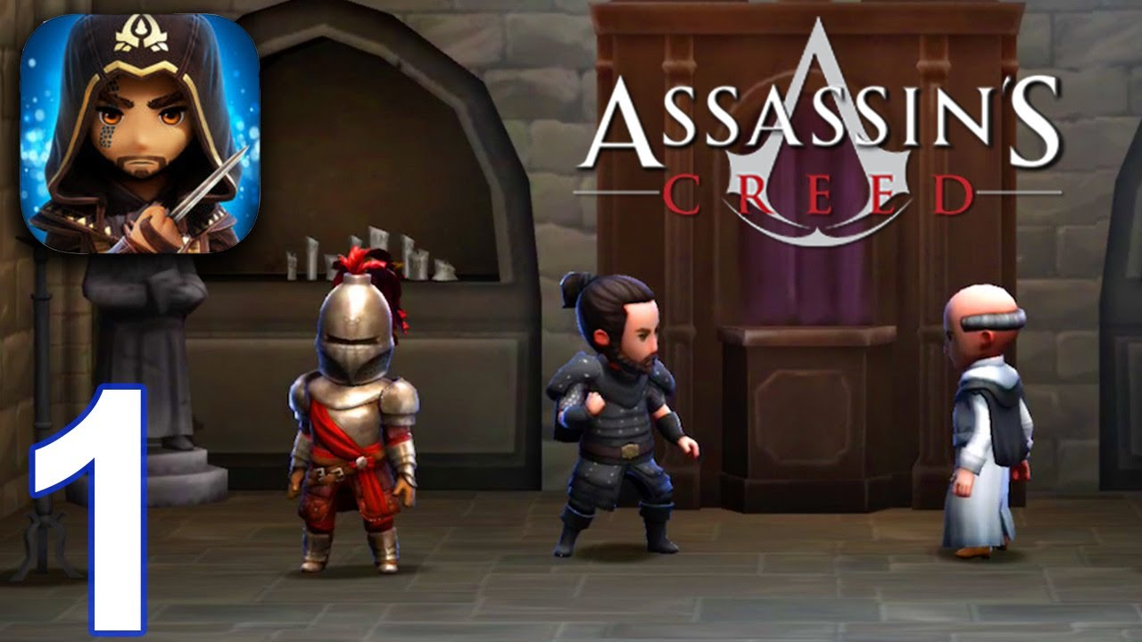 Assassin's Creed Rebellion Gameplay Part 1 - Region 1 (iOS ...