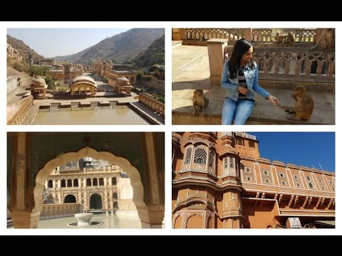 A Mesmerising Trip to Jaipur II Holiday VLOG II Indian Beauty Vlogger