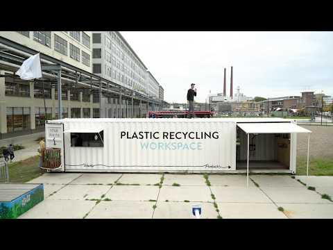 "Проектът ""Безценна пластмаса"" Precious Plastic"