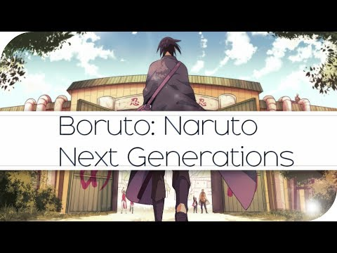 Best Boruto: Naruto Next Generations Beautiful & Sad OST 2017