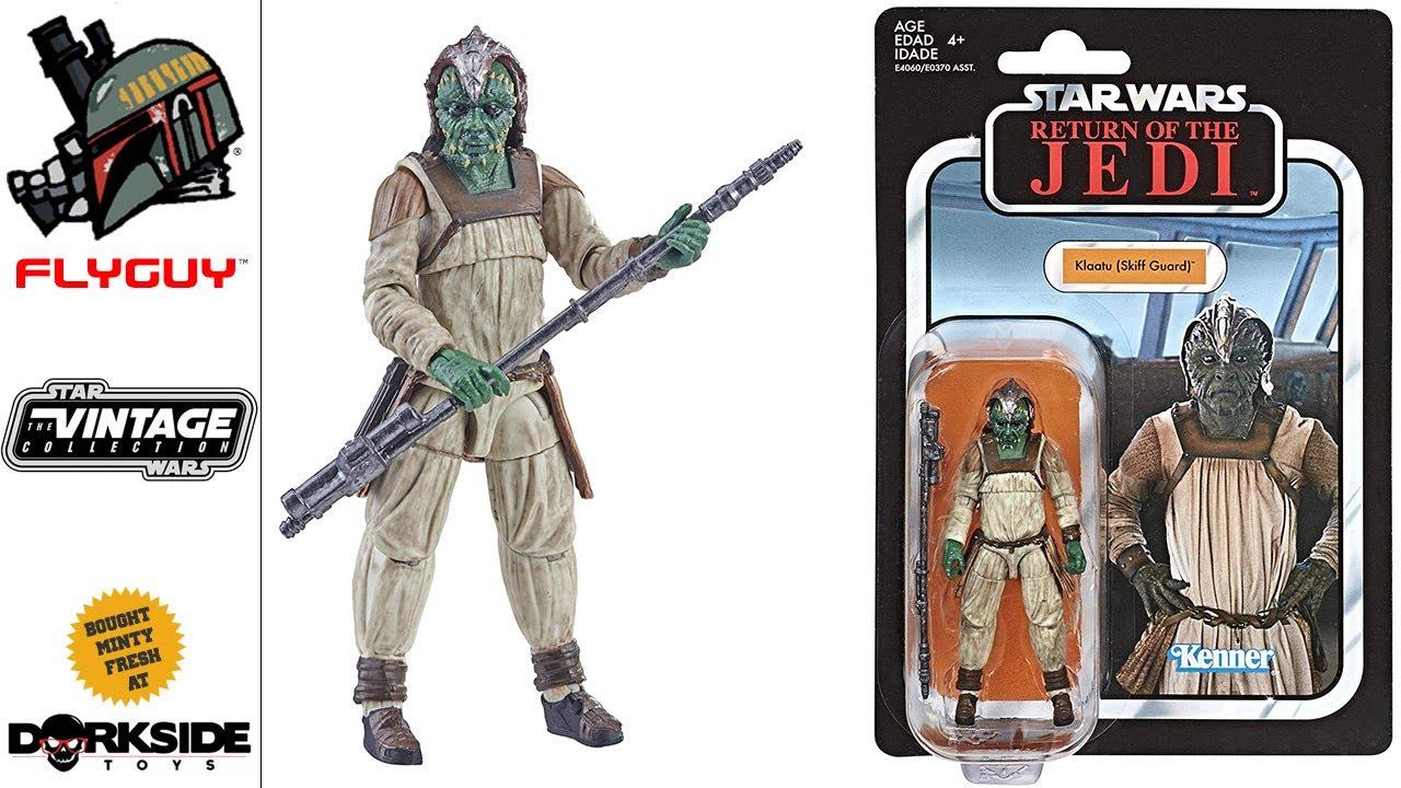Custom Star Wars Weequay Skiff Guard Jabba/'s Sail Barge khetanna Action Figure