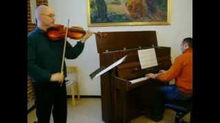 Brahms - Walzer op.39, 15 in Bearbeitung für Viola und Klavier