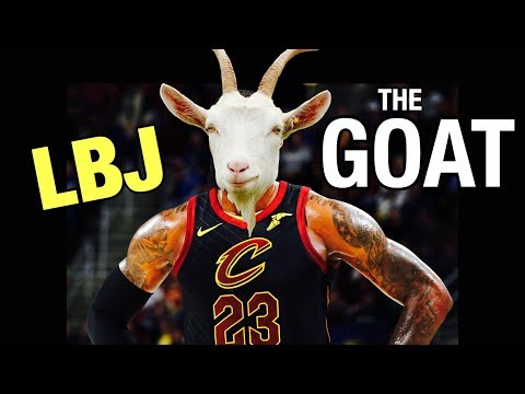 Why LEBRON JAMES Is The GREATEST EVER! (GOAT Series 5/6)