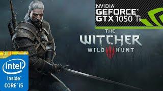 The Witcher 3 Wild Hunt (High Setting) i5 3570+ GTX 1050 Ti