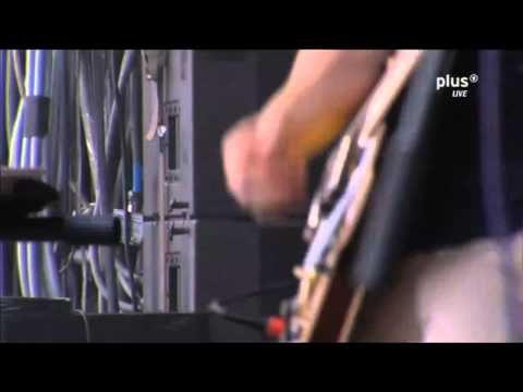 THE NAKED AND FAMOUS  No Way @ Rock Am Ring 2011 HD