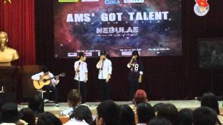 HayHo The Band in Ams' Got Talent 7