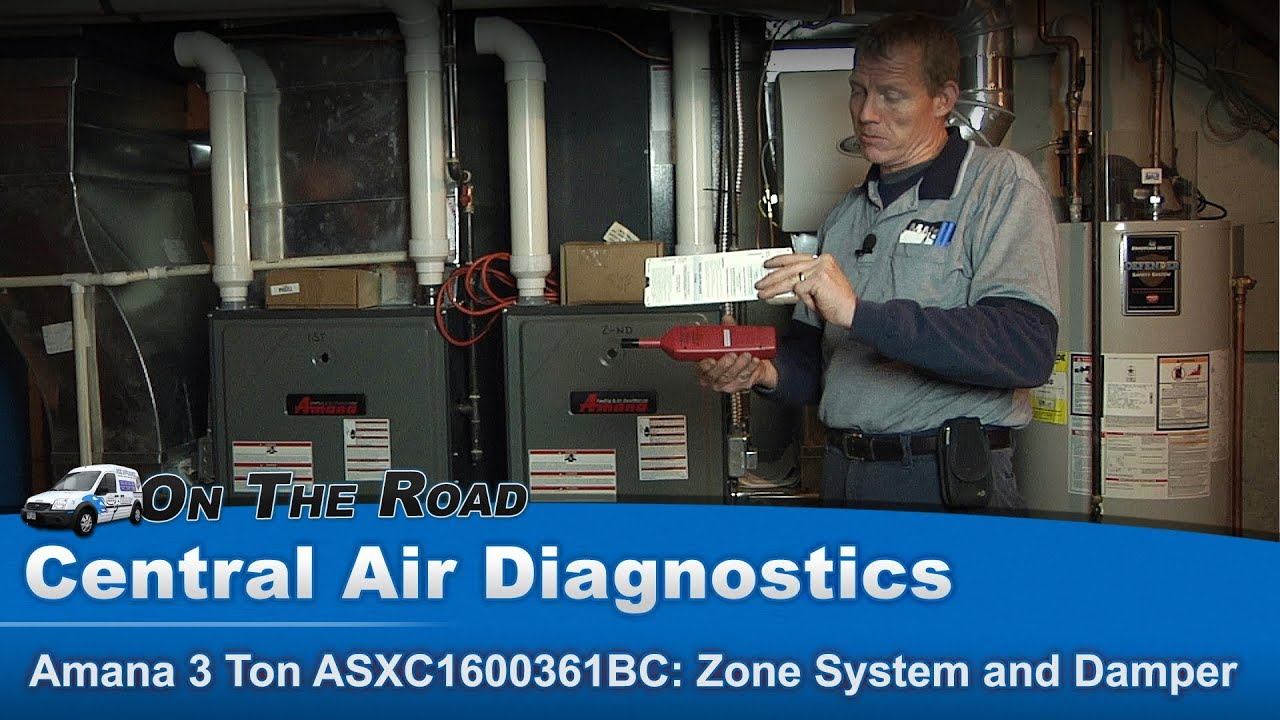 Hvac Zone System And Damper Overview For Heating Cooling Youtube Wiring Schematics Diagrams Made Easy