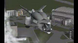 testing process Locust - VTOL