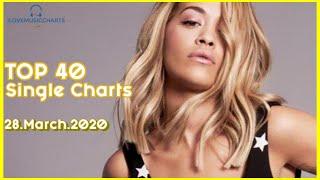 TOP 40 SINGLE CHARTS | 28//03//2020| ILMC