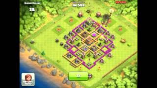 Clash of Clans - Let's Play Raid Ep. 10 - Minion Attack CoC Raiding!!