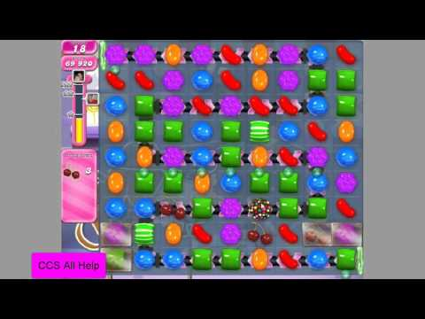 Candy Crush Saga Level 1274 NO BOOSTERS
