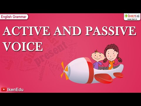 Passive voice exercises - advanced level