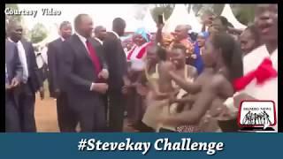 steve kay challenge