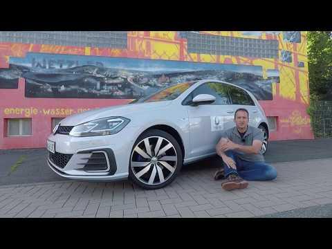 VW Volkswagen Golf GTE 2018 Test Drive Video Review