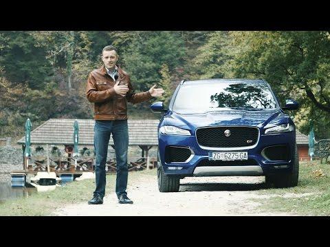 "Tko je vozio ""Đegija"" od vas?  Jaguar F-PACE 3.0D V6 - testirao Juraj Šebalj"