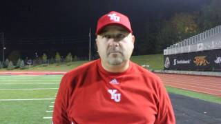 York Lions | Post-game interview - Warren Craney (Oct. 4, 2013 vs. Guelph)