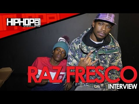 Raz Fresco Talks New Music, Producing, Toronto Rap Scene, Duck Down Music & more