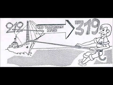 01/12/1977 Radio Mi Amigo zenderwisseling 212 naar 319 meter